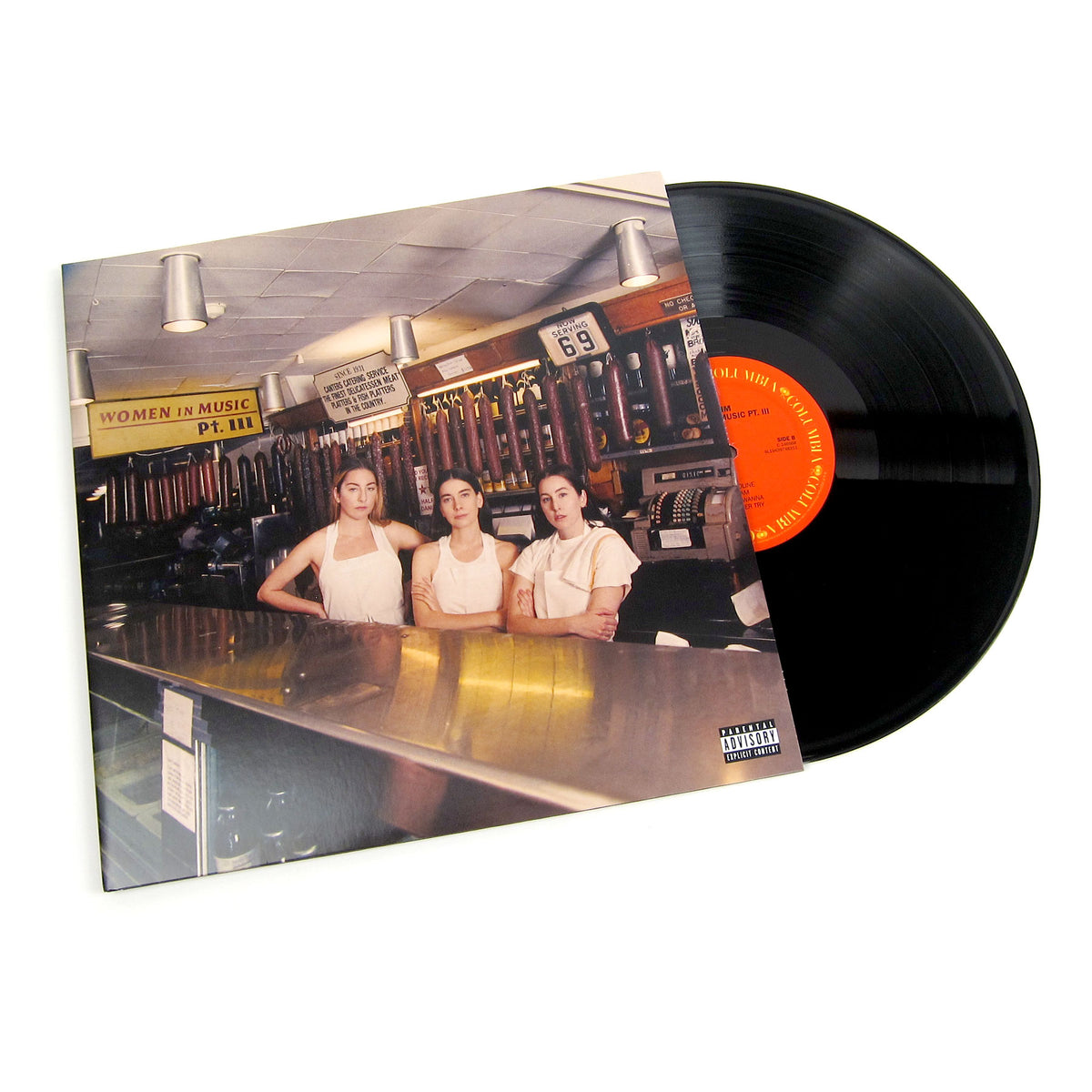 Haim: Women In Music Pt. III Vinyl 2LP