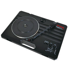 Vestax: Handy Trax USB Portable Turntable - Black