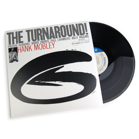 Hank Mobley: The Turnaround Vinyl LP