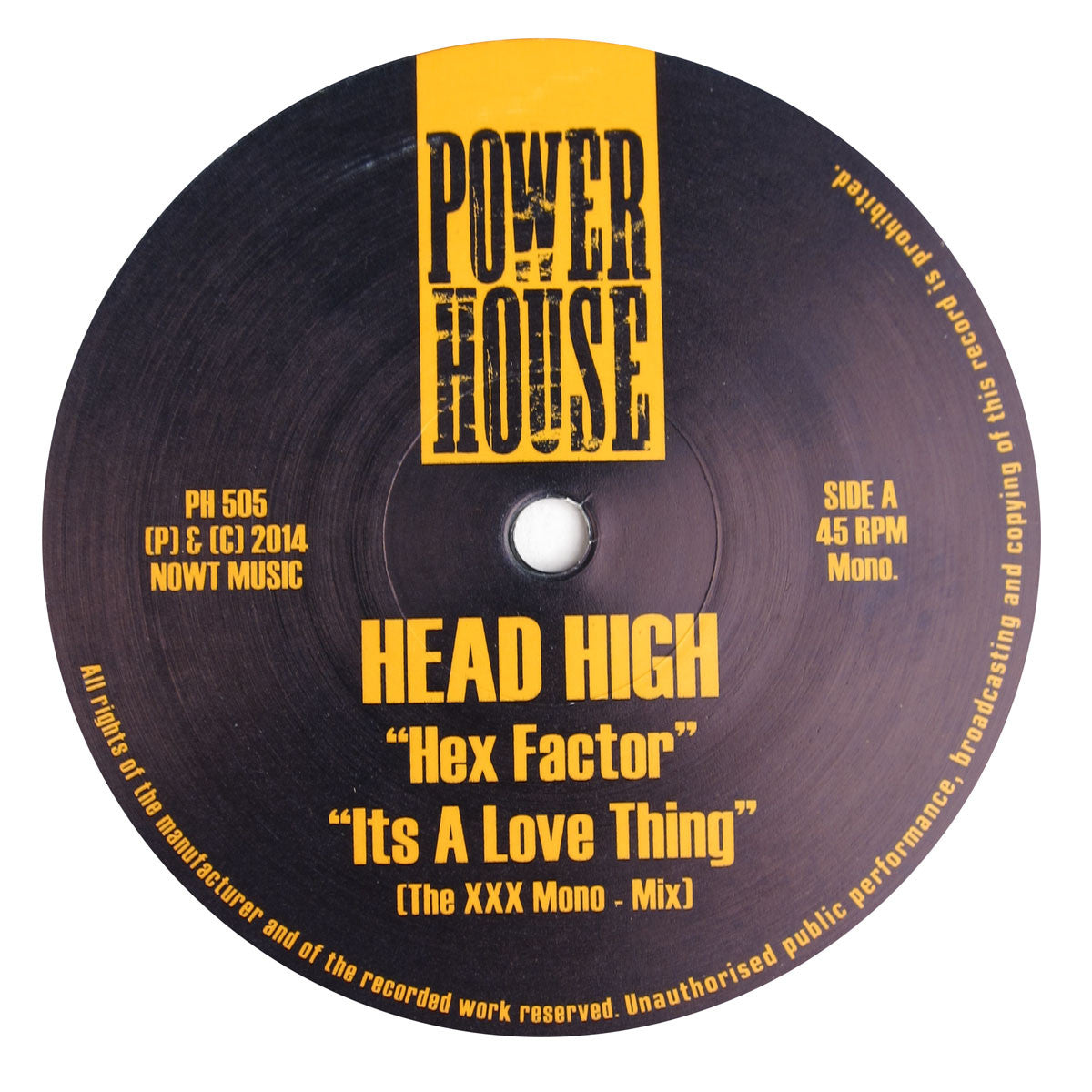 Head High: Megatrip Vinyl 2LP