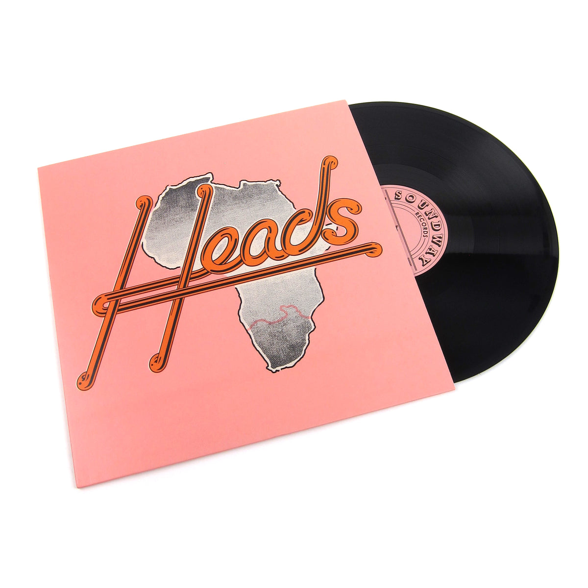 Heads Records: South African Disco Dub Edits Vinyl 12""