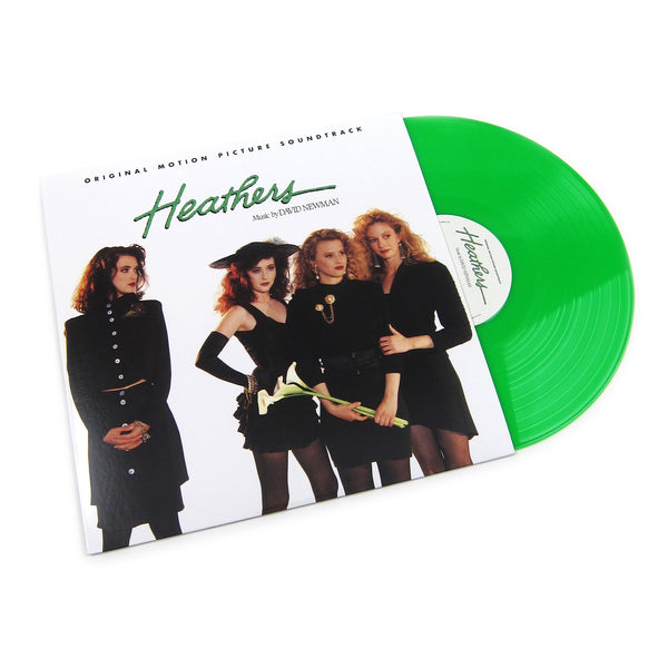 David Newman: Heathers Soundtrack 30th Anniversary Edition (Colored Vinyl) Vinyl LP