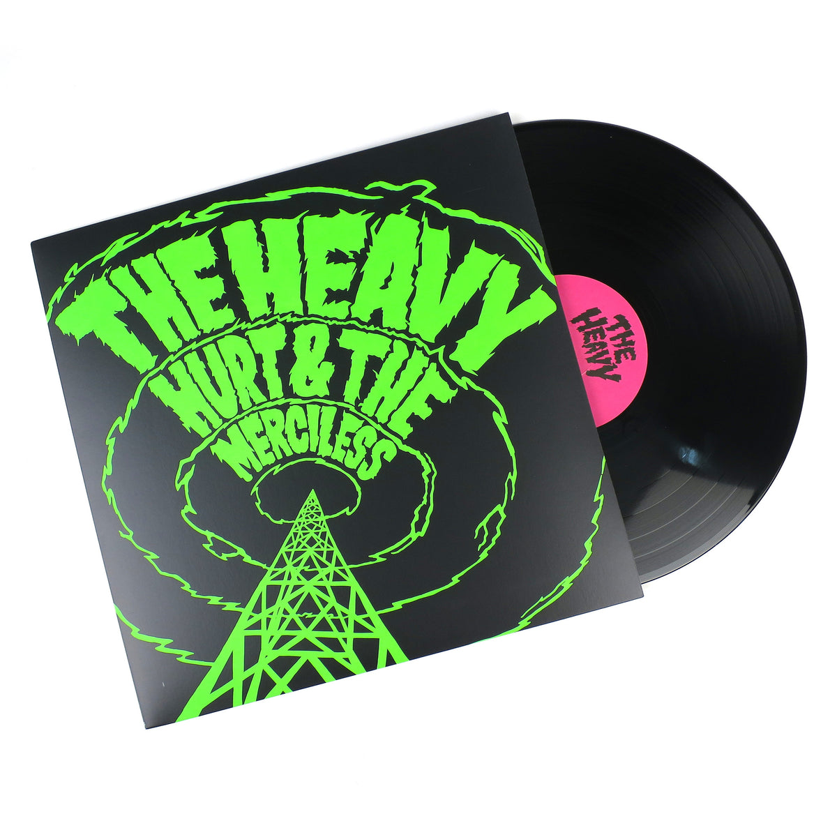"The Heavy: Hurt & The Merciless (Indie Exclusive 180g Vinyl) Vinyl LP+7"" main"