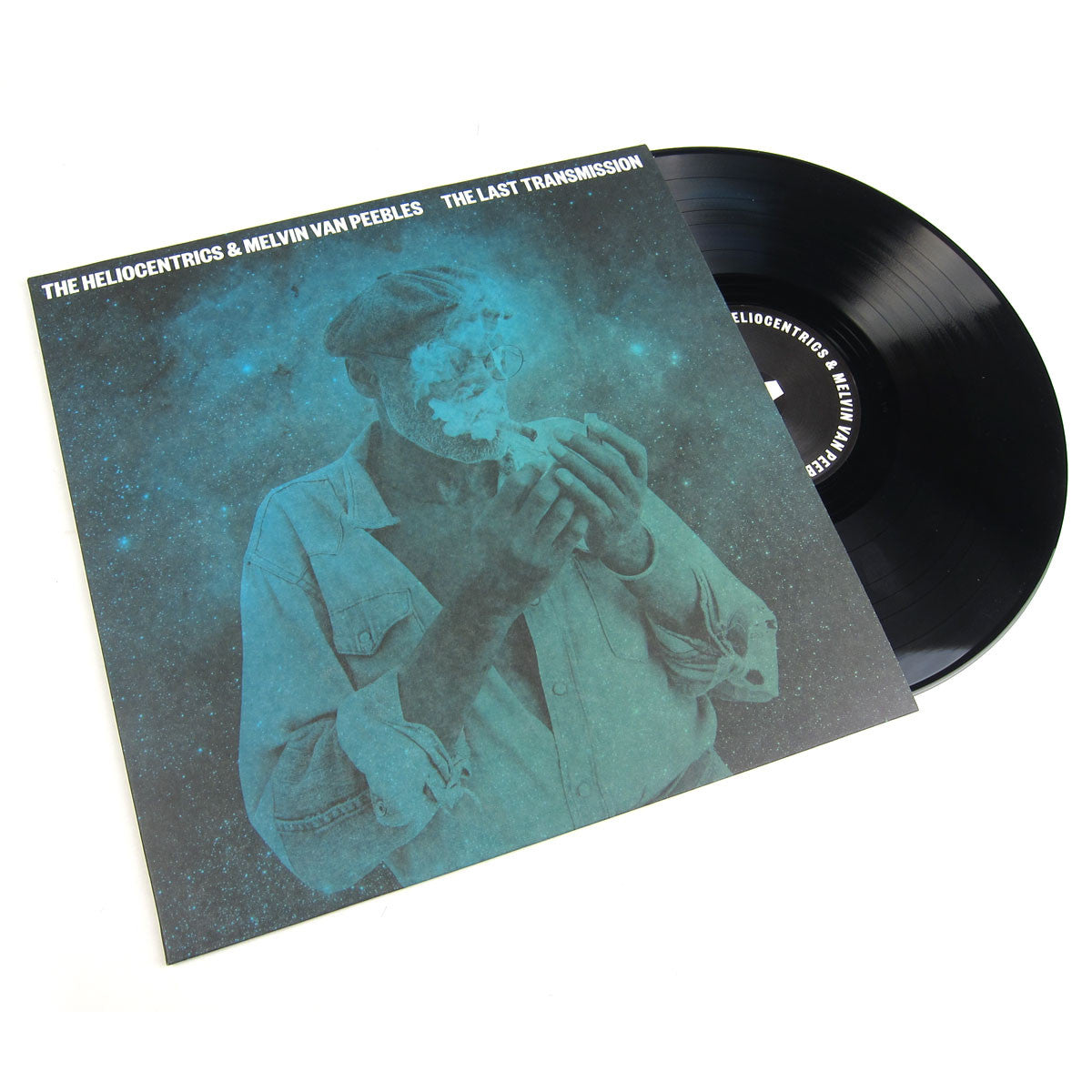 The Heliocentrics & Melvin Van Peebles: The Last Transmission (Free MP3) Vinyl 2LP