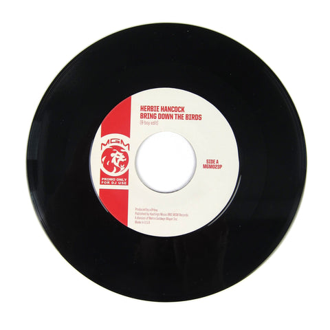 Herbie Hancock: Bring Down The Birds (B-Boy Edit) Vinyl 7""