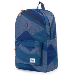 Herschel Supply Co.: Heritage Backpack - Kelly Green Rubber