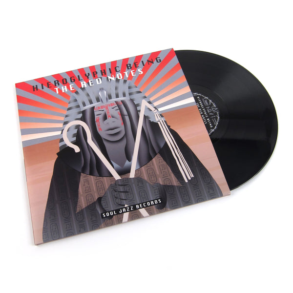 Hieroglyphic Being: The Red Notes Vinyl 2LP