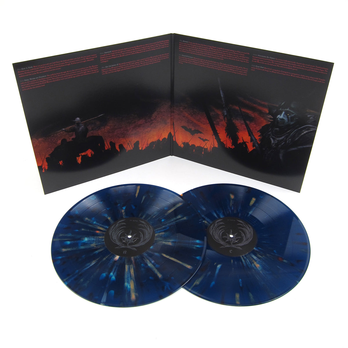 High On Fire: Surrounded By Thieves (Colored Vinyl) Vinyl 2LP