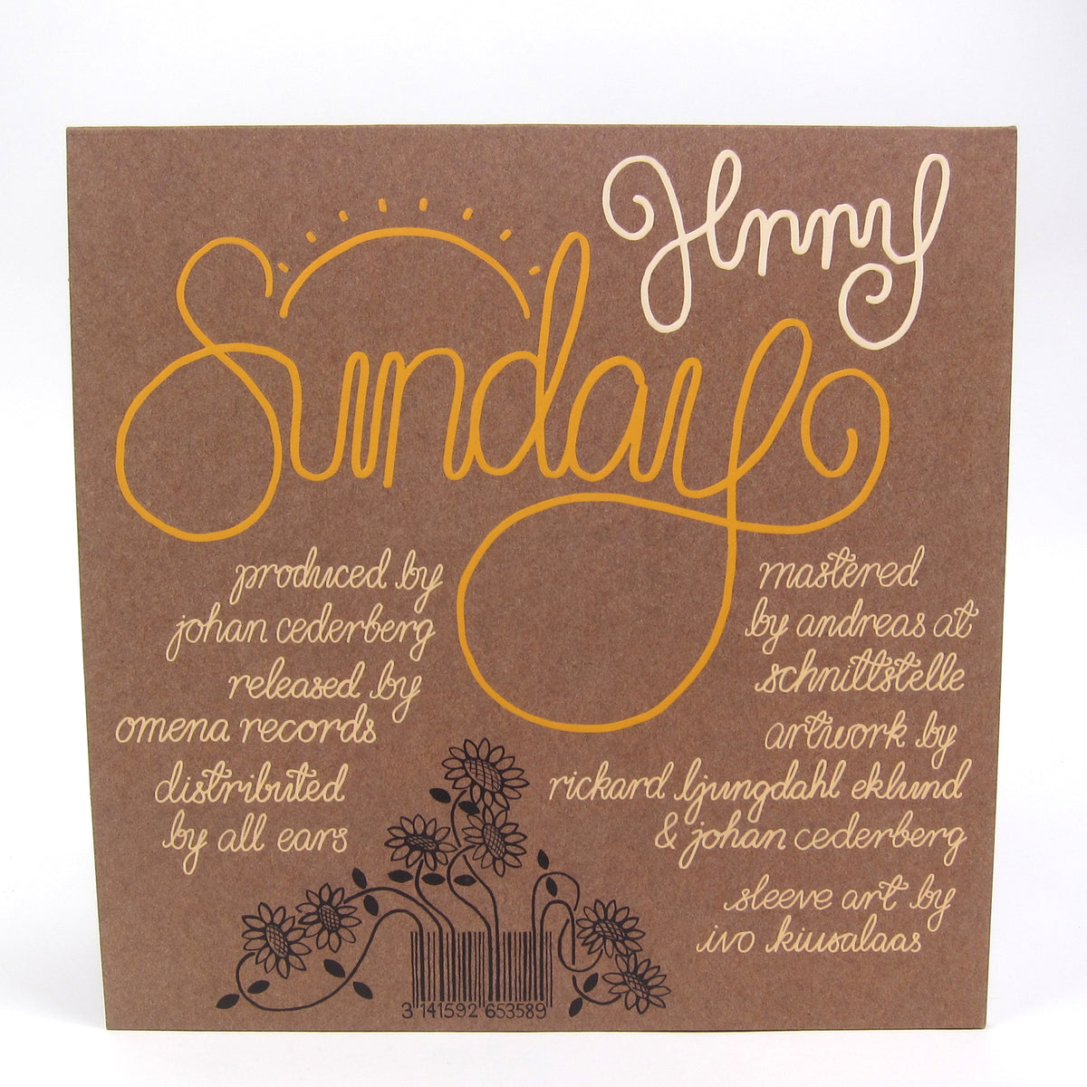 HNNY: Sunday Vinyl LP