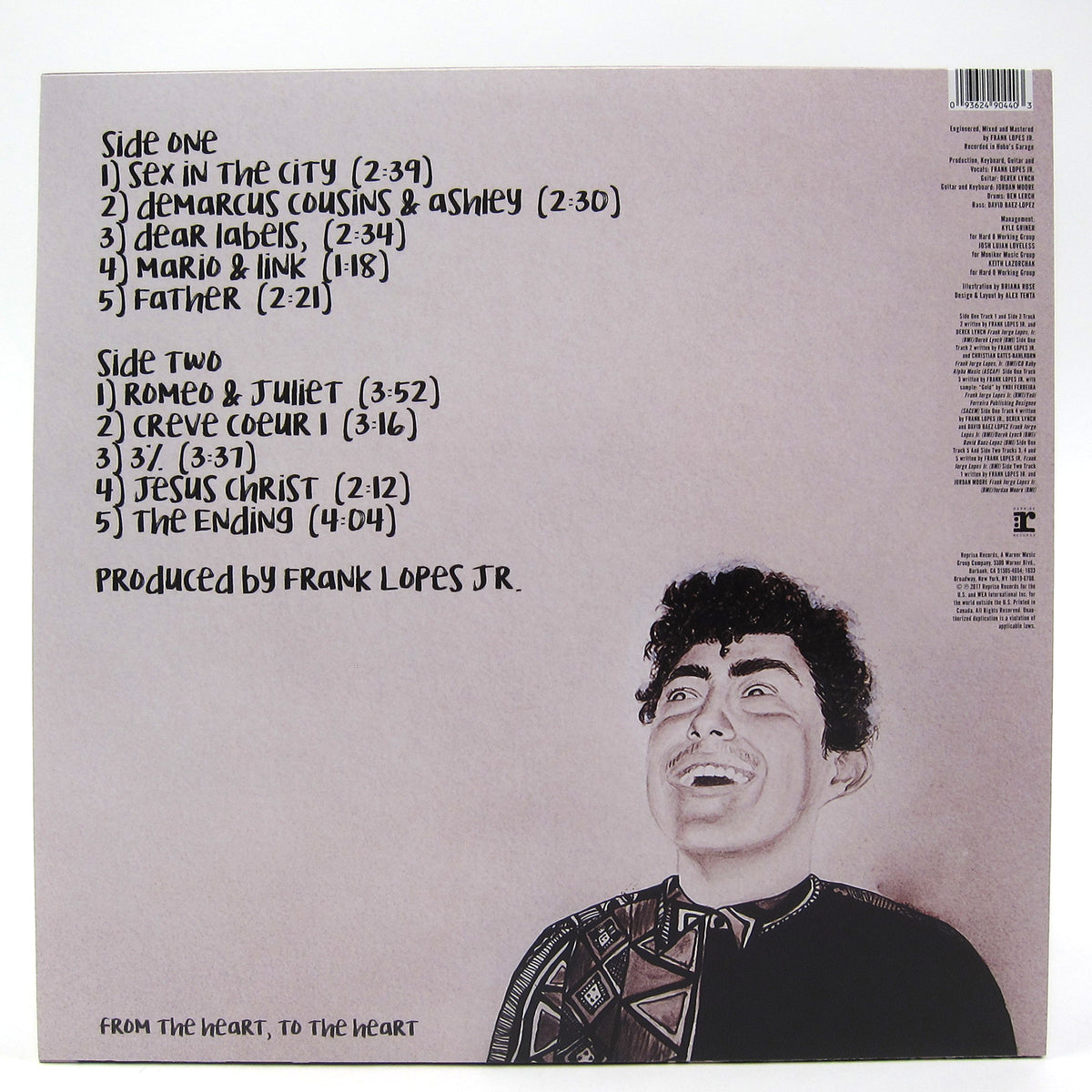 Hobo Johnson: The Rise Of Hobo Johnson Vinyl LP