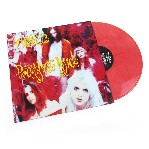 Hole: Pretty On The Inside (180g, Colored Vinyl) Vinyl LP