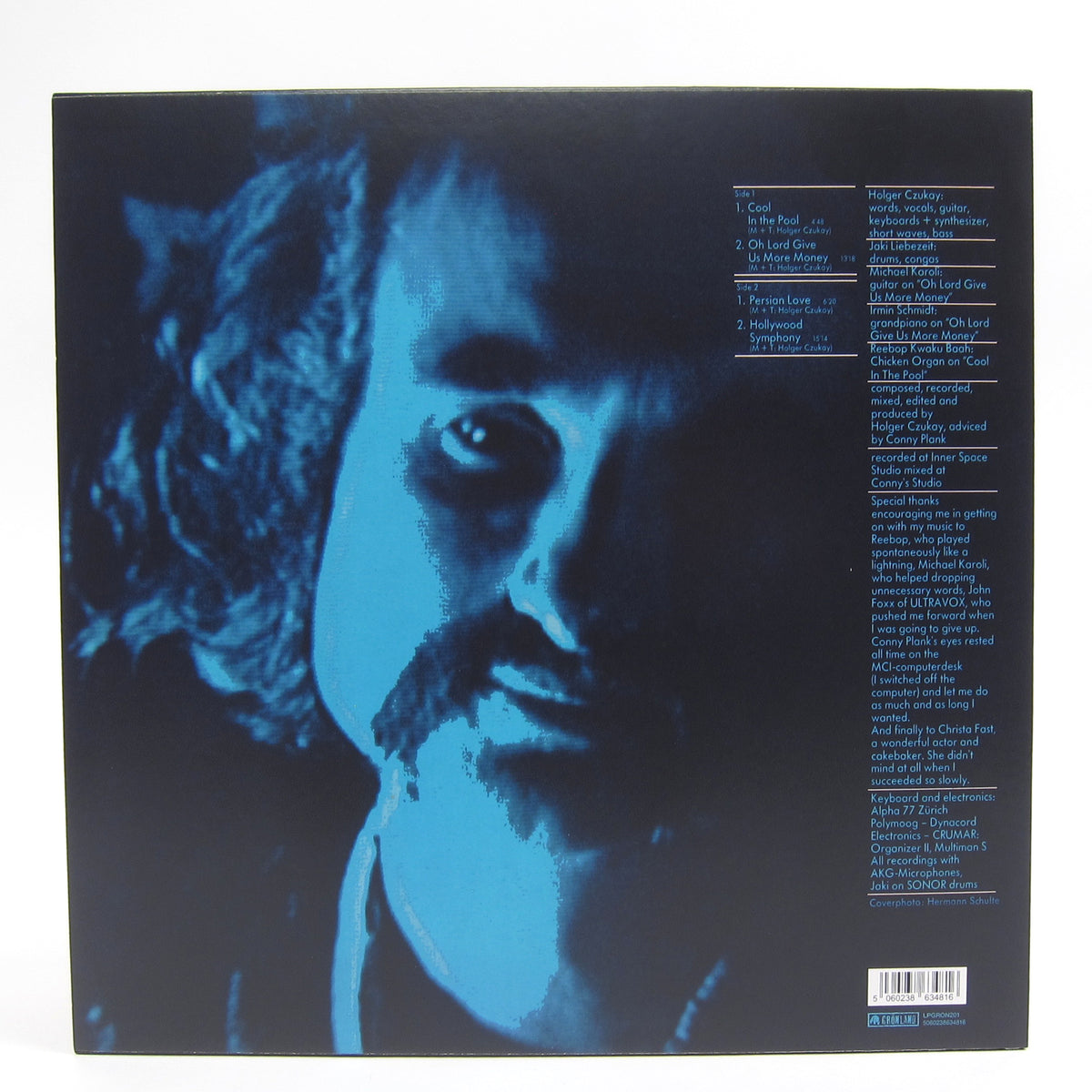 Holger Czukay: Movies Vinyl LP