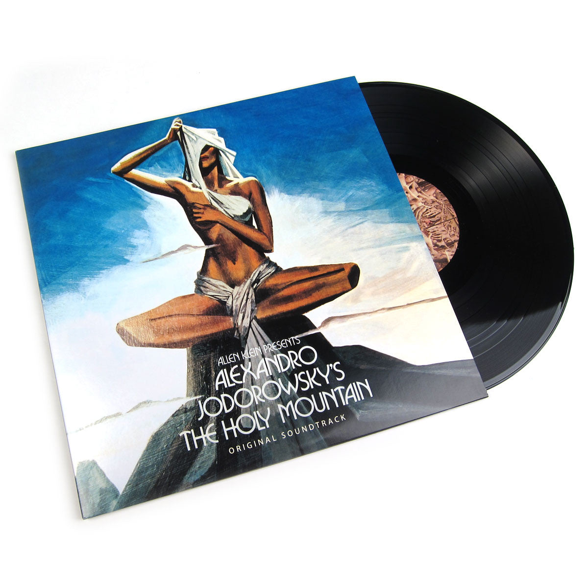Alejandro Jodorowsky: The Holy Mountain OST (Ronald Frangipane, Don Cherry) Vinyl 2LP