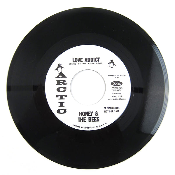 Honey & The Bees / Inell Young: Love Addict / What Do You See In Her Vinyl 7""