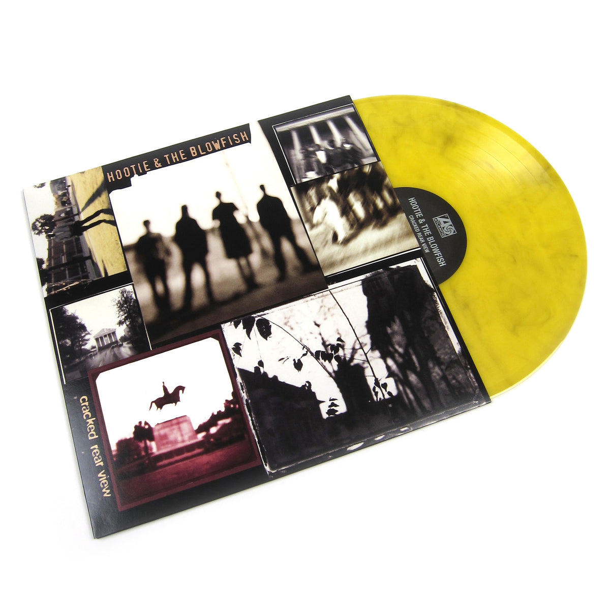 Hootie & The Blowfish: Cracked Rear View (Colored Vinyl) Vinyl LP