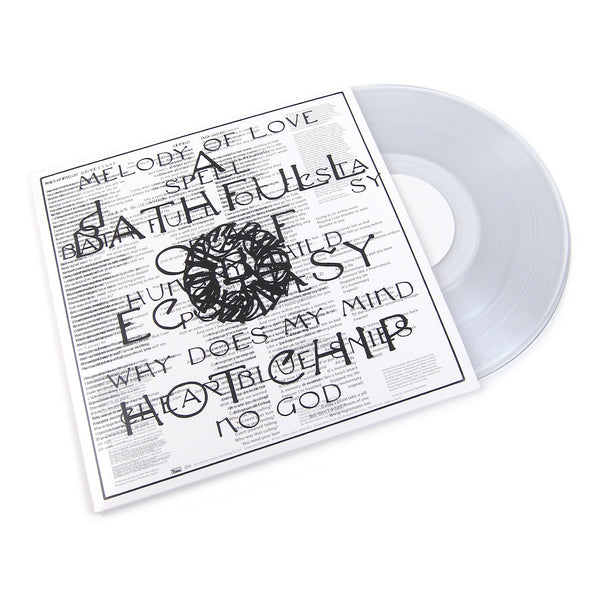 Hot Chip: A Bath Full of Ecstasy (Indie Exclusive 180g, Colored Vinyl) Vinyl 2LP