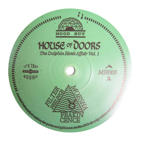 House Of Doors: The Dolphin Hotel Affair Vol.1 Vinyl 12""