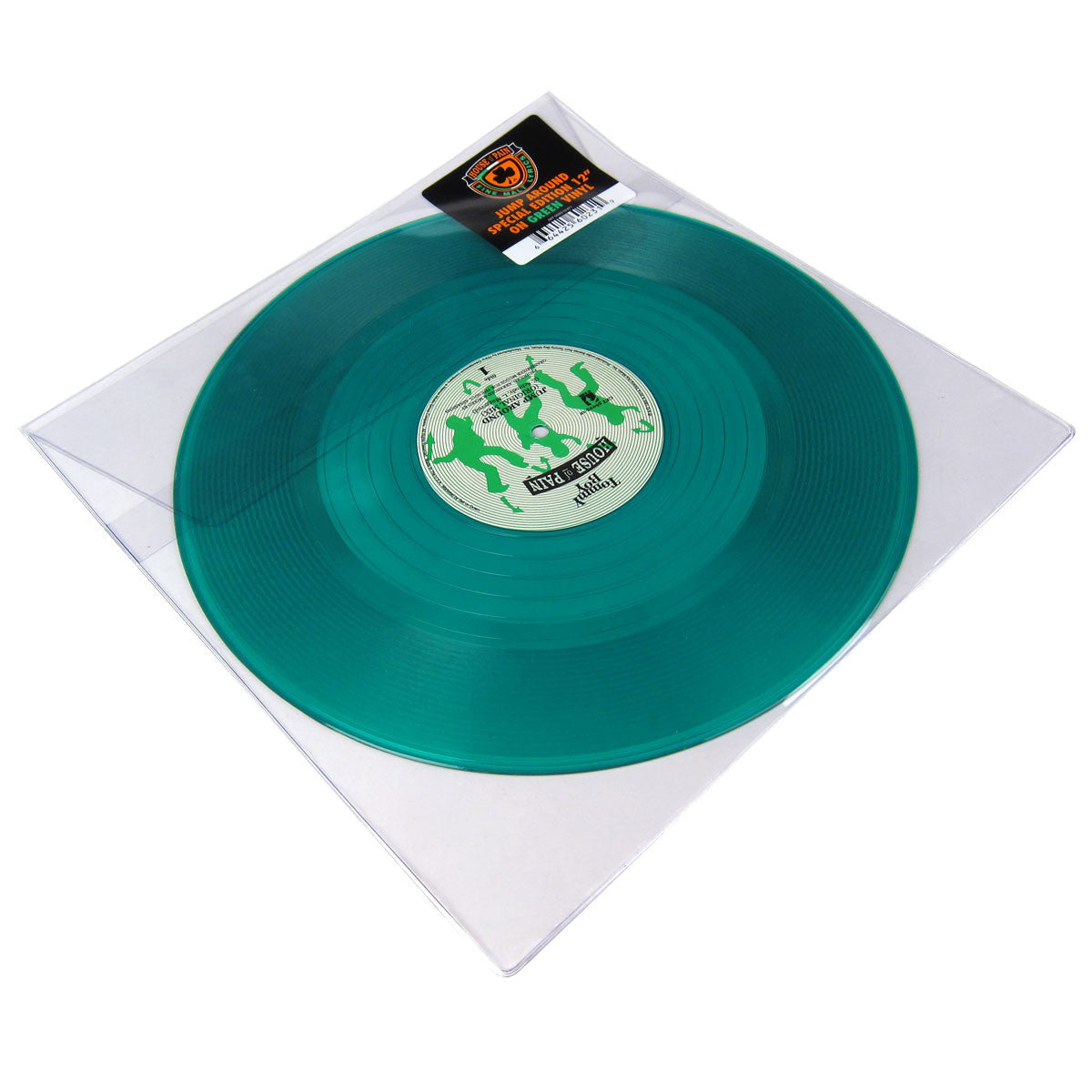 House of Pain: Jump Around (Green Vinyl) Vinyl 12""