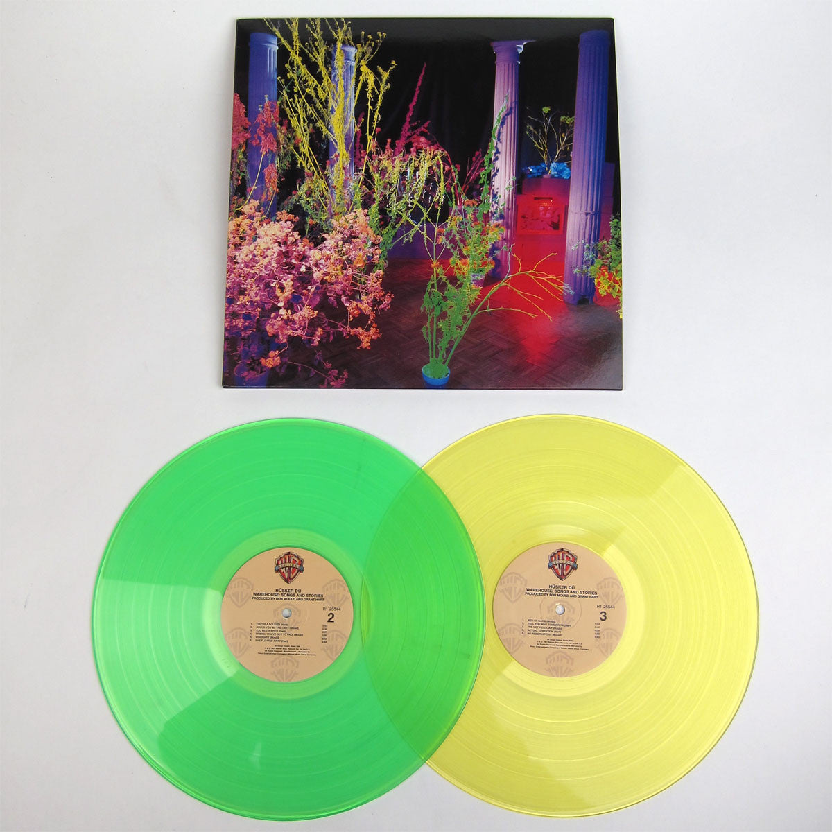 Husker Du: Warehouse: Songs and Stories (Colored Vinyl) Vinyl 2LP (Record Store Day)
