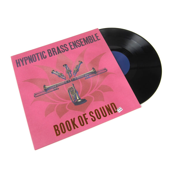 Hypnotic Brass Ensemble: Book Of Sound Vinyl 2LP