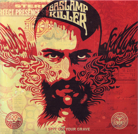 Gaslamp Killer: I Spit On Your Grave CD