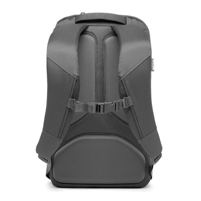 Incase: Icon Compact Pack - Charcoal back
