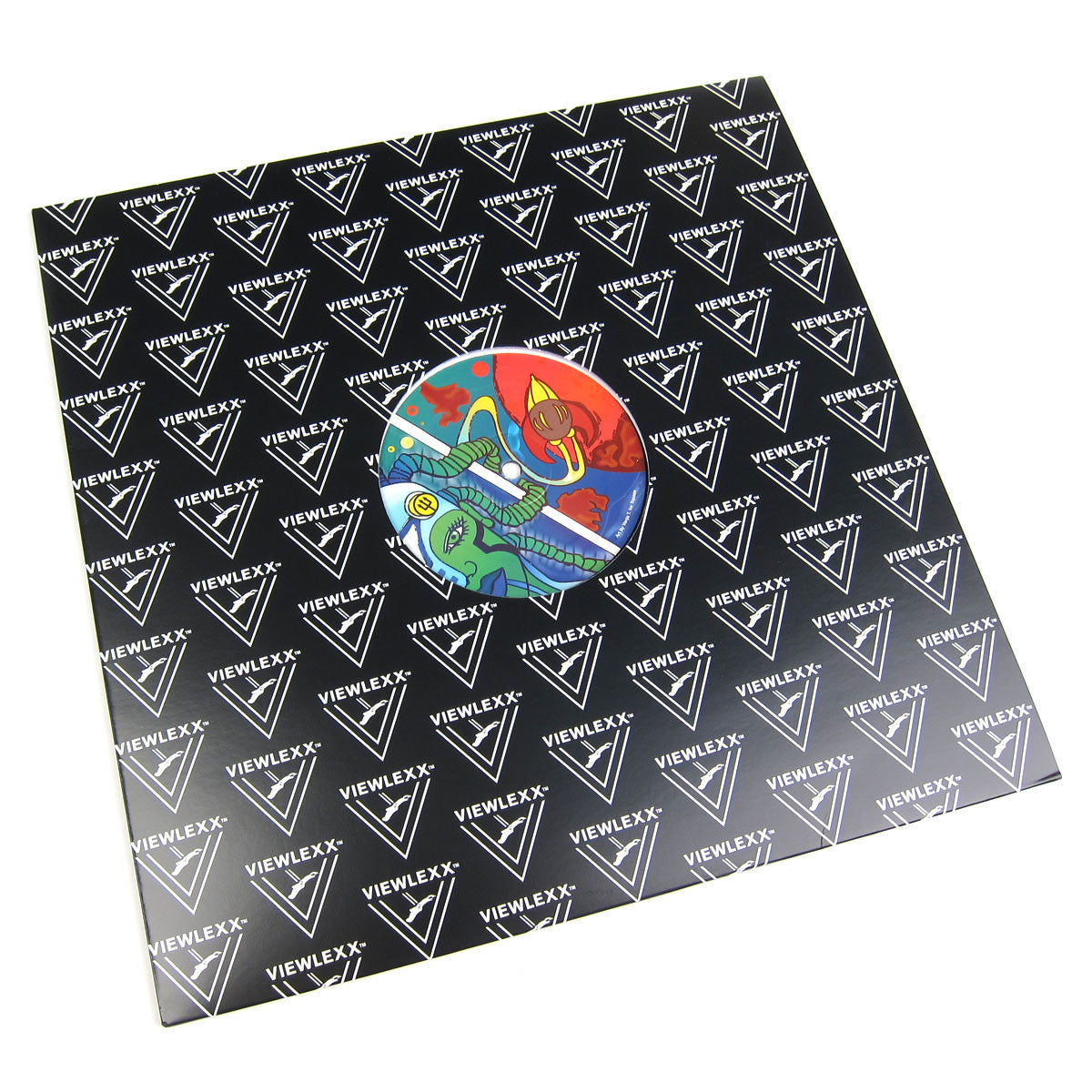 I-f: Space Invaders Are Smoking Grass Vinyl 12""