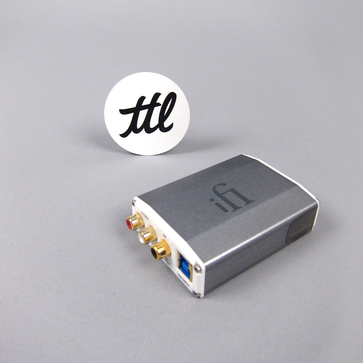 iFi Audio: Nano iOne DAC / Bluetooth Receiver