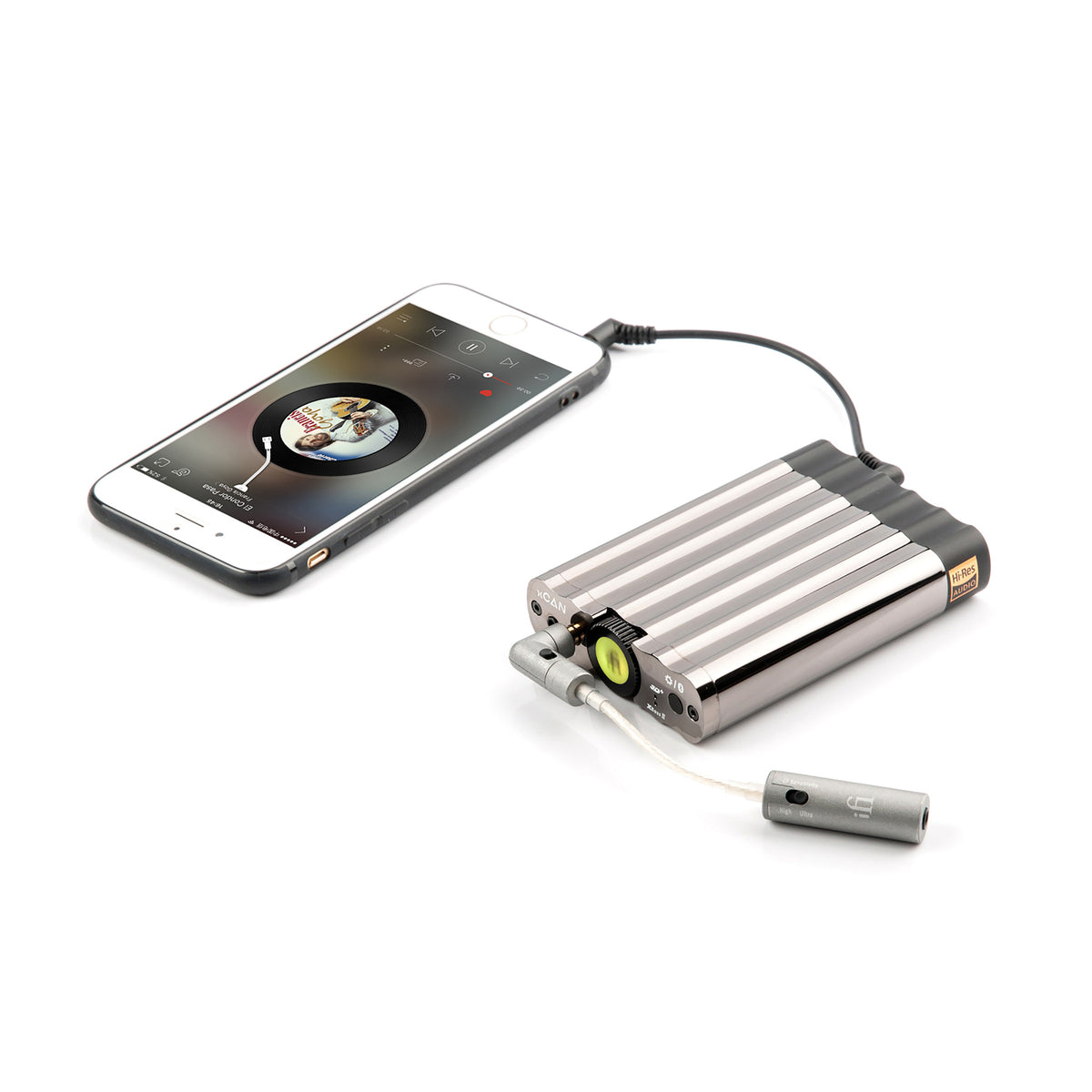 iFi Audio: xCAN Portable Headphone Amplifier w/Bluetooth
