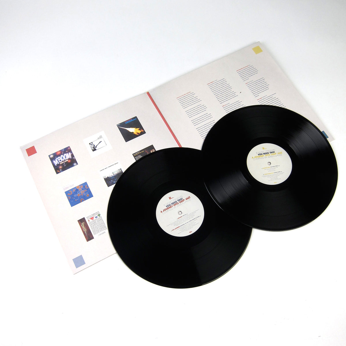 If Music: You Need This! A Journey Into Deep Jazz Vinyl 2LP