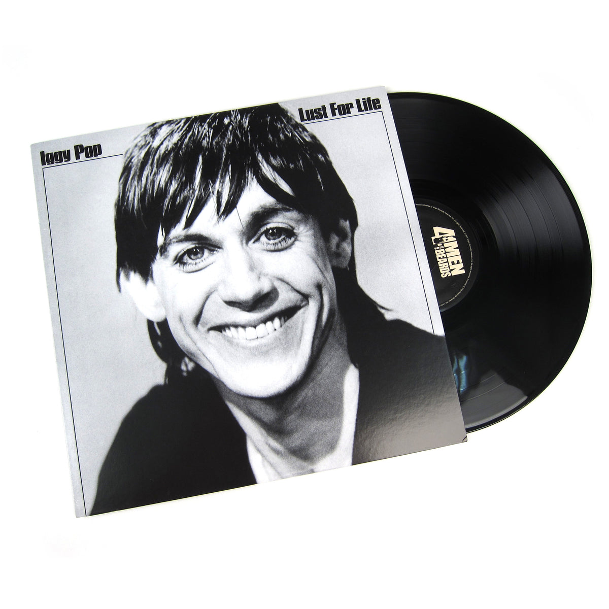 Iggy Pop: Lust For Life (180g) Vinyl LP
