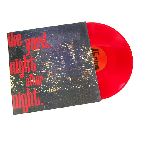 Ike Yard: Night After Night (Colored Vinyl) Vinyl 12""