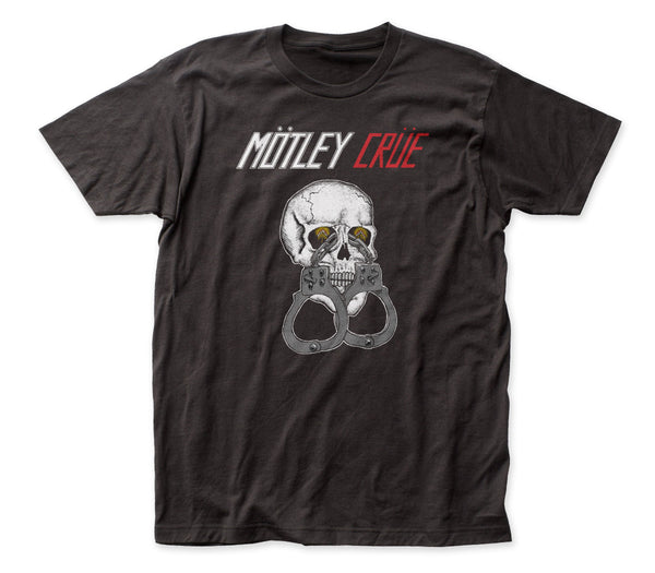 Motley Crue: Shout At The Devil Tour Shirt - Coal