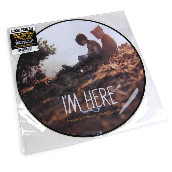 I'm Here: I'm Here A Soundtrack To The Short Film By Spike Jonze (Pic Disc) Vinyl LP (Record Store Day)