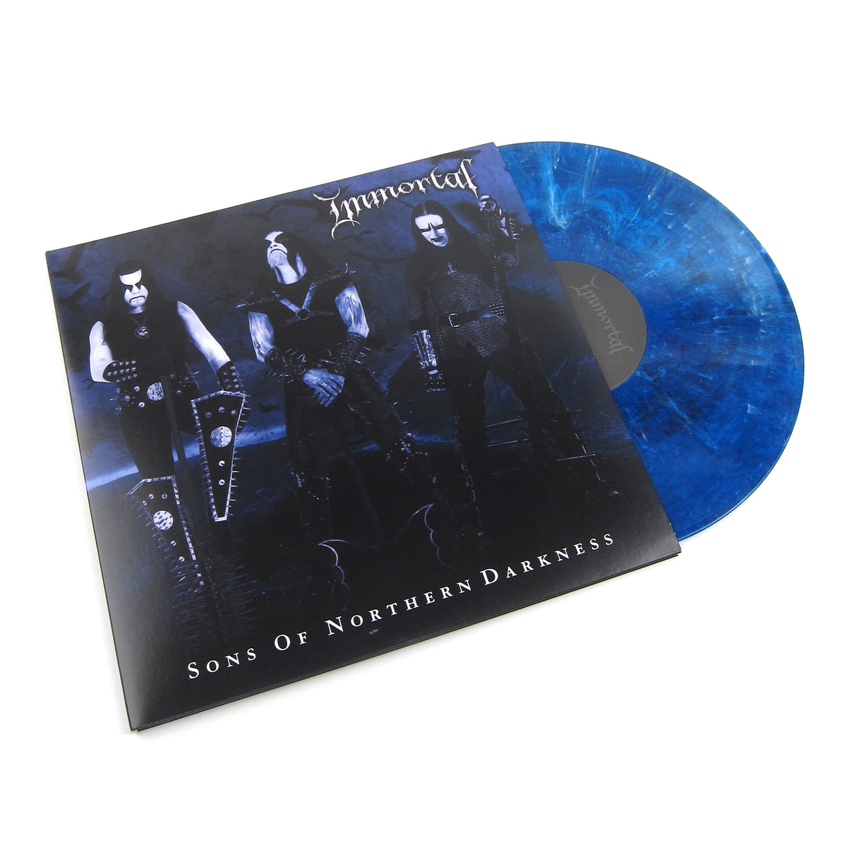 Immortal: Sons of Northern Darkness (Colored Vinyl) Vinyl 2LP