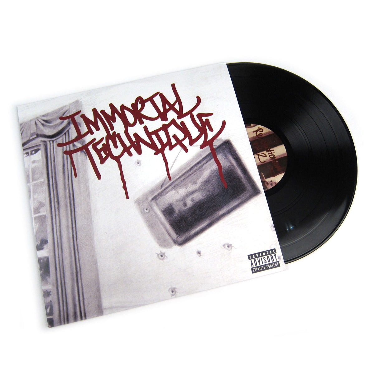Immortal Technique: Revolutionary Vol. 2 Vinyl 2LP