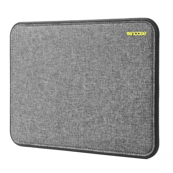 "Incase: Icon Sleeve w/ Tensaerlite for Macbook 12"" - Heather Grey / Black (CL60649)"