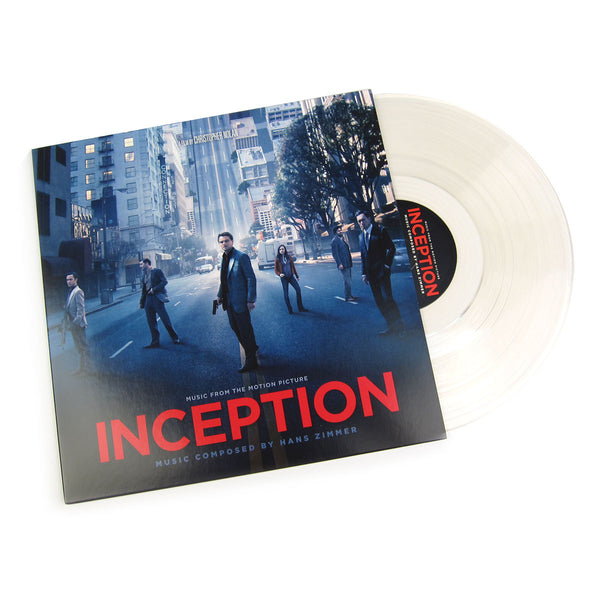 Hans Zimmer: Inception - Music From The Motion Picture (Colored Vinyl) Vinyl LP