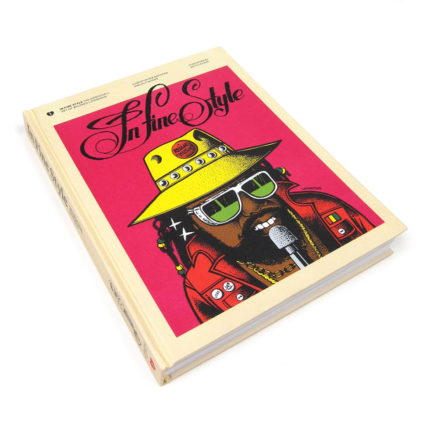Christopher Bateman and Al Fingers: In Fine Style - The Dancehall Art of Wilfred Limonious Book