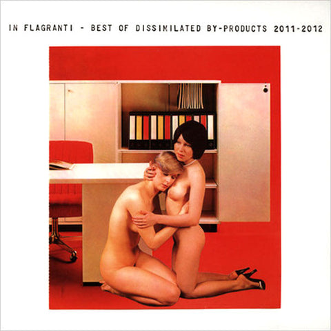 In Flagranti: Best of Dissimilated By-Products 2011-2012 LP