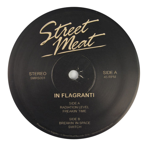 In Flagranti: Edits Vinyl 12""