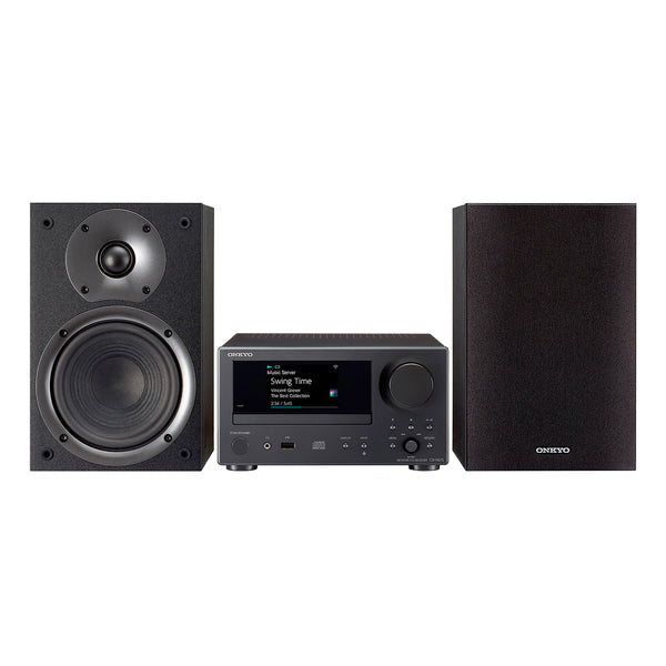 Onkyo: CS-N575 Network Hi-Fi CD System w/Bluetooth