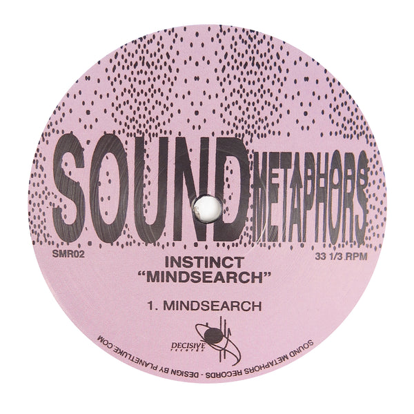 Instinct: Mindsearch Vinyl 12""
