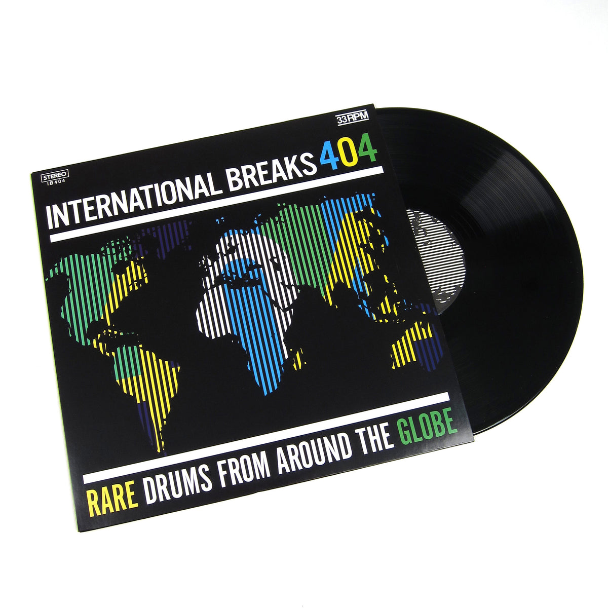International Breaks Inc: International Breaks 404 Vinyl LP