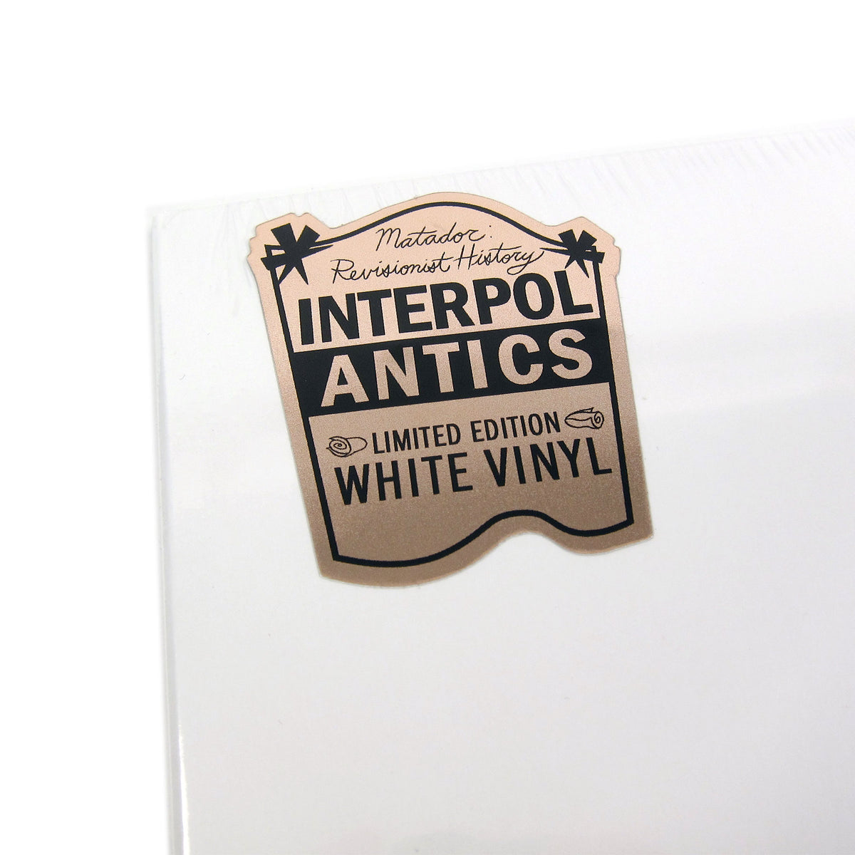 Interpol: Antics (Colored Vinyl)