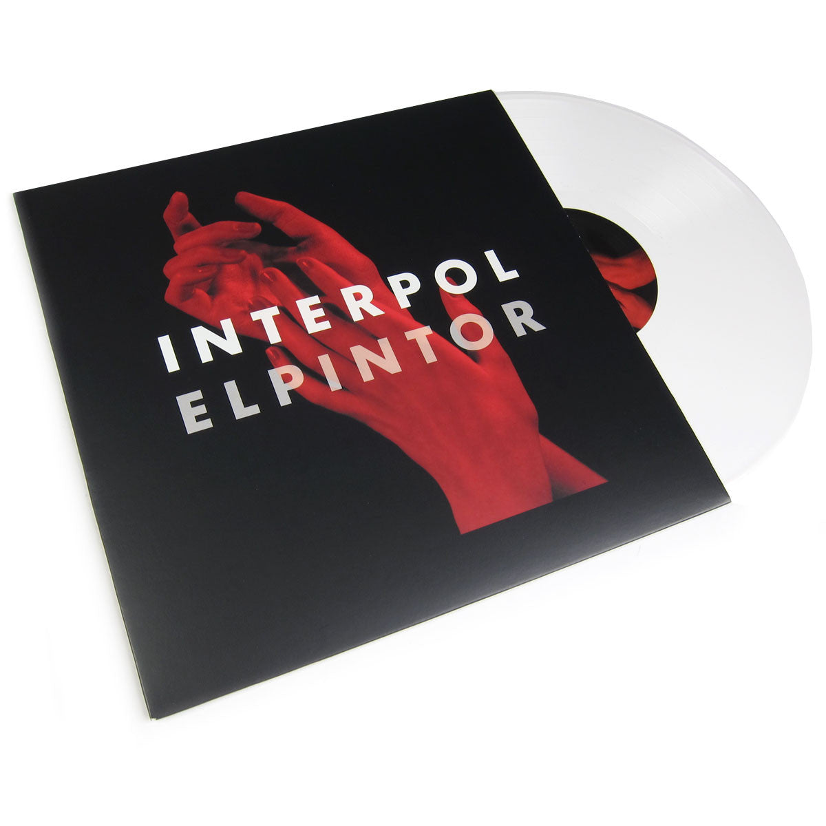 Interpol: El Pintor (White Vinyl, Free MP3) Vinyl LP