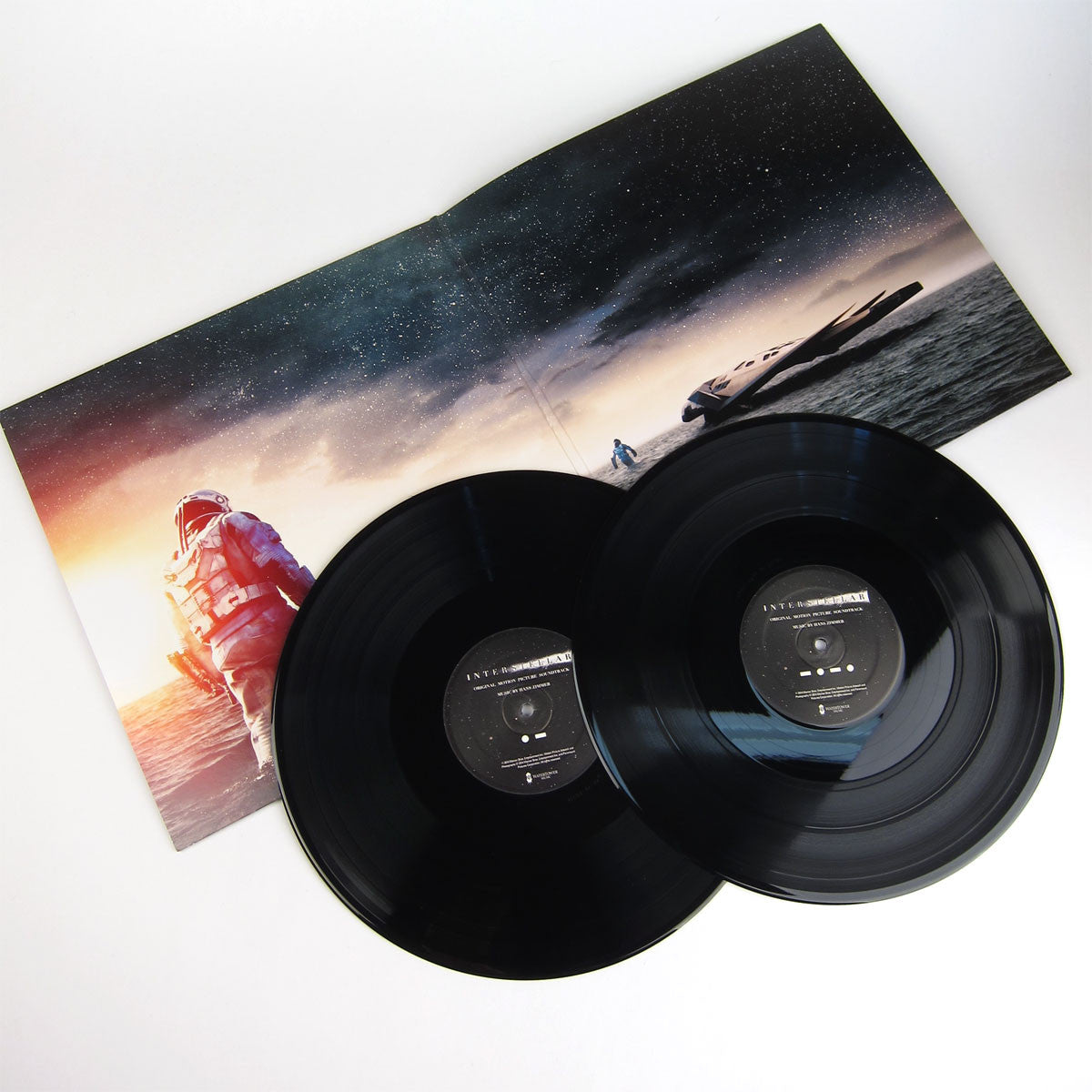 Hans Zimmer: Interstellar Original Motion Picture Soundtrack Vinyl 2LP