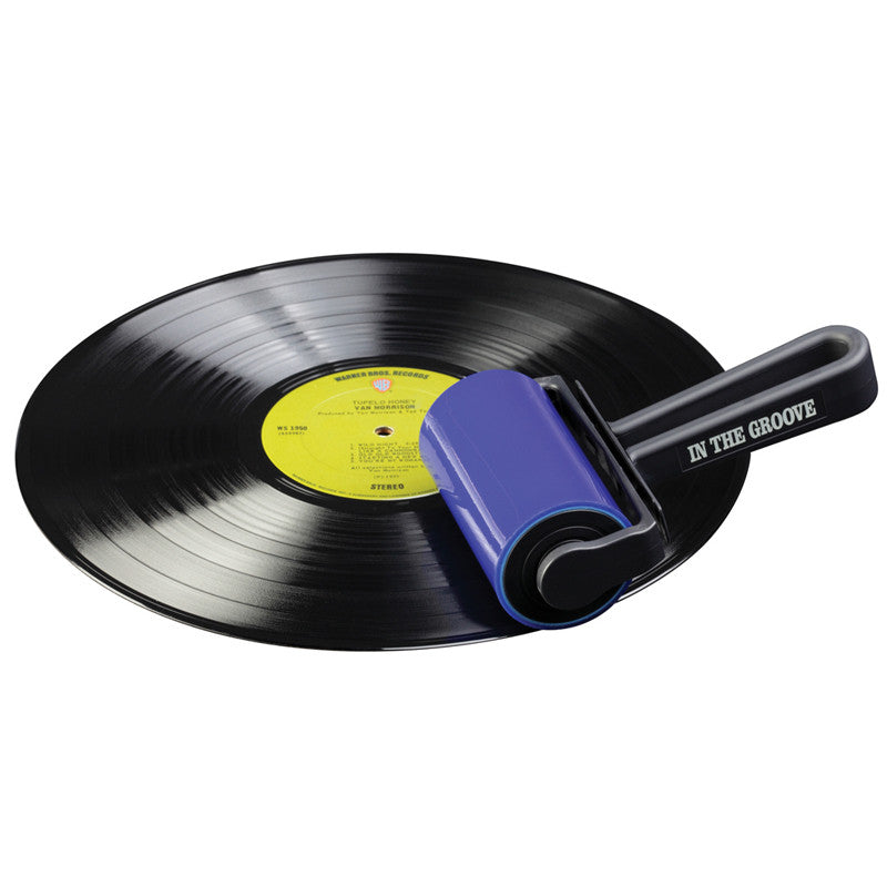 In The Groove: Vinyl Record Cleaner on record