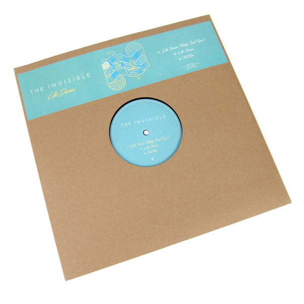 The Invisible: Life's Dancers (Floating Points Remix) Vinyl 12""