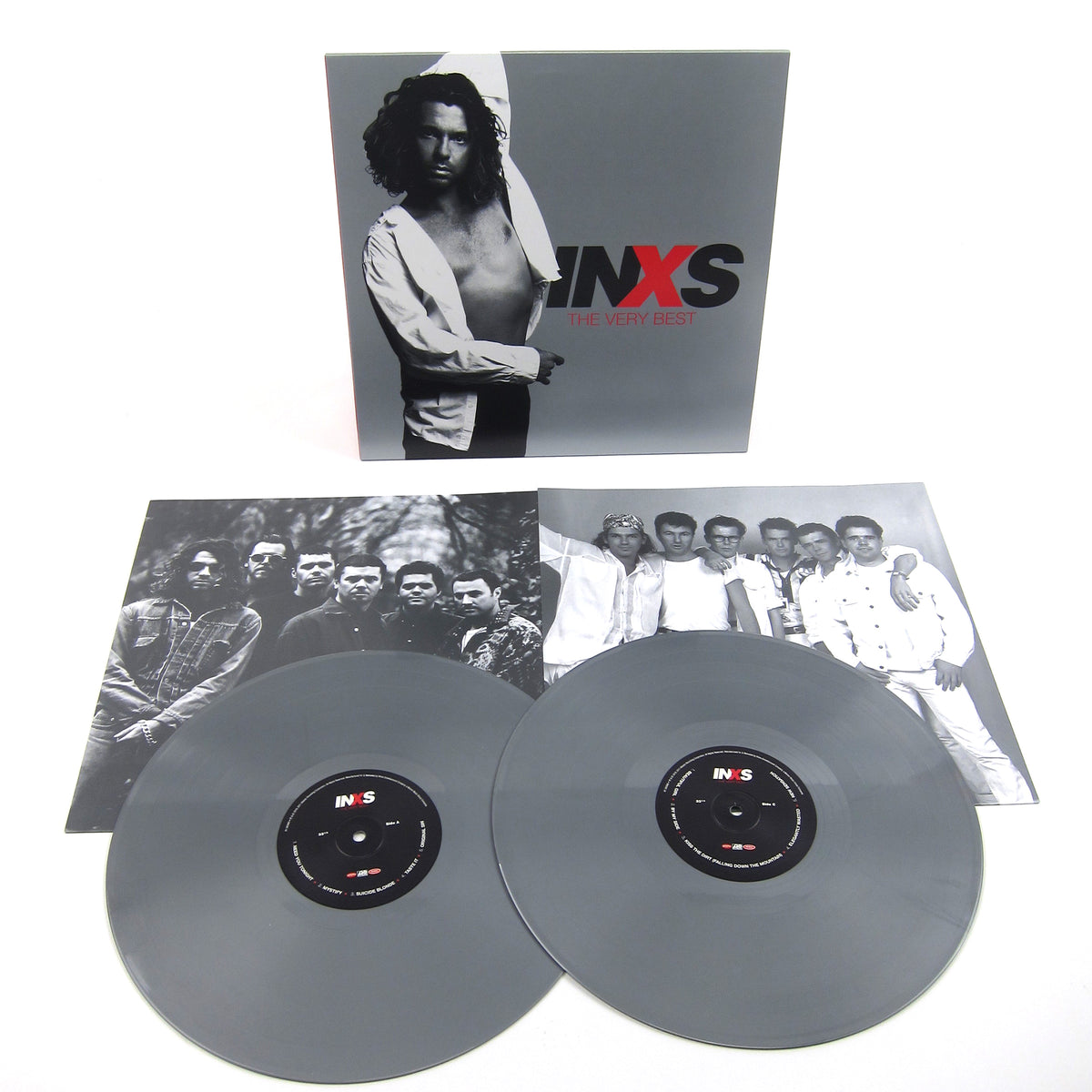 INXS: The Very Best Of (RSC Indie Exclusive Colored Vinyl) Vinyl 2LP